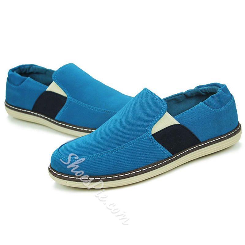 Shoespie Round Toe Men Loafers