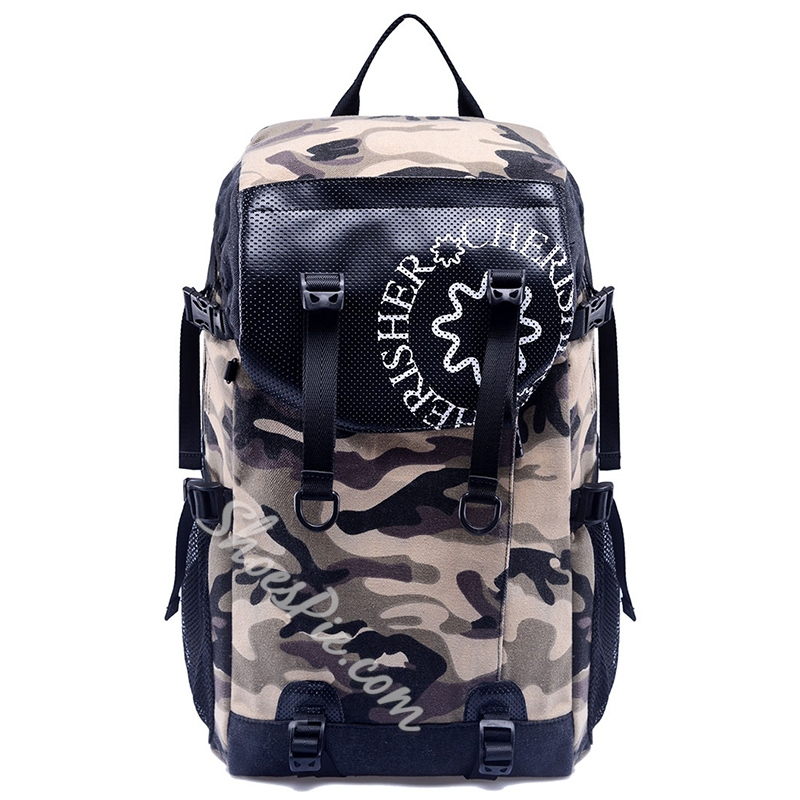 Shoespie Fashion Street Style Men Backpack