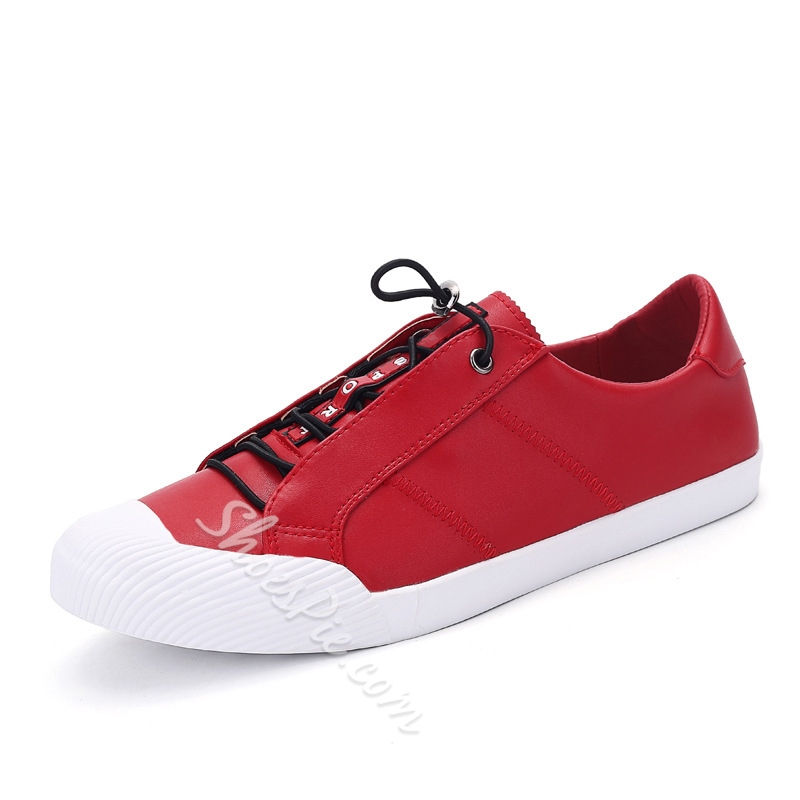 Shoespie Street Style Contrast Color Men's Sneakers