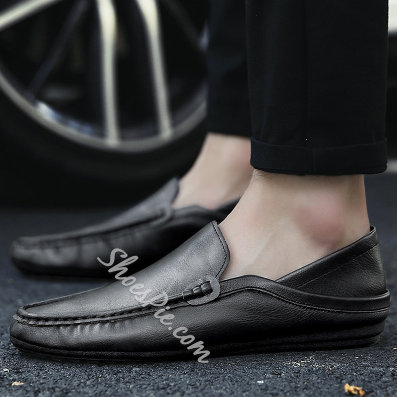Shoespie Casual Distress Men's Loafers