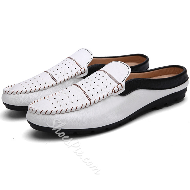 Shoespie Casual Soft Leather Men's Loafers