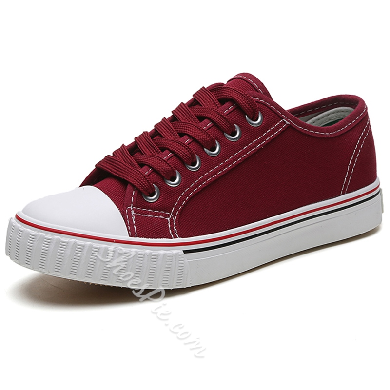 Shoespie Casual Easy Feeling Canvas Shoes