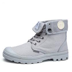 Shoespie Men's Canvas Boots