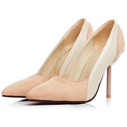 Shoespie Chic Elegant Wear to Work Stiletto Heels