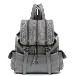 Shoespie Gray Backpack