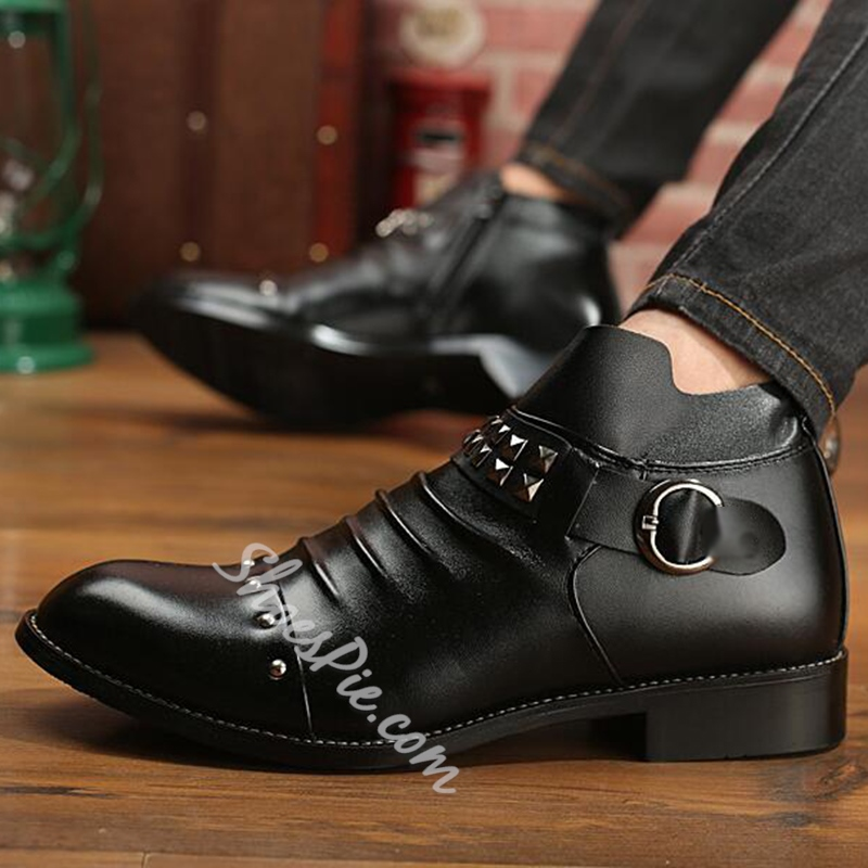 Shoespie Fashionable Men's Boots