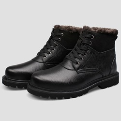 Shoespie Warm Men's Winter Boots