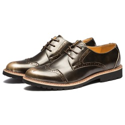 Shoespie Brushoff Semi Brogues