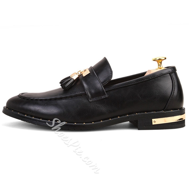 Shoespie Business Casual Men's Shoes