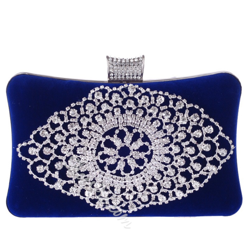 Shoespie Chic Shining Banquet Clutch