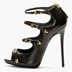 Shoespie Narrow Strappy Sandals