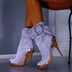 Shoespie Sexy Platform High Heel Boots