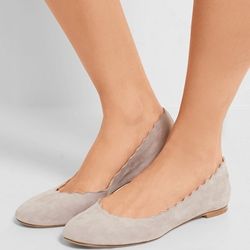 Shoespie Light Apricot Loafers
