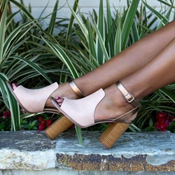 Shoespie Cute Block Heel Sandals