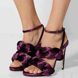 Shoespie Unique Designer Braided Sandals