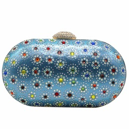 Shoespie Banquet Chic Jewelled Clutch Bag
