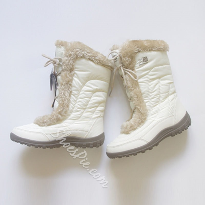Shoespie Waterproof -86℉ Warm Snow Boots(slightly bigger than the standard size)