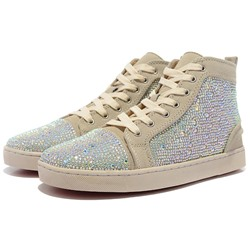 Shoespie Sequins Men's Skate Shoes