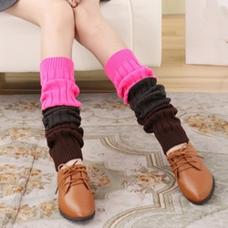 Shoespie Warm Woolen Long Socks