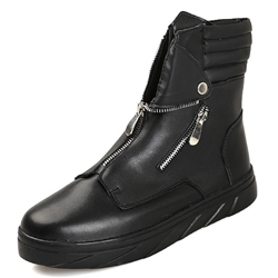 Sheospie Zippers Men's Boots