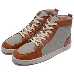 Shoespie PU Purfle Men's Fashion Sneakers
