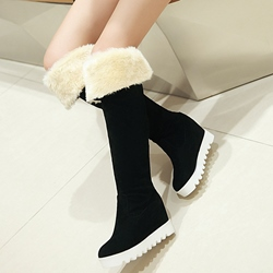 Shoespie Warm Snow Boots