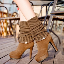 Shoespie Muliti Functional Fashion Cheap Boots