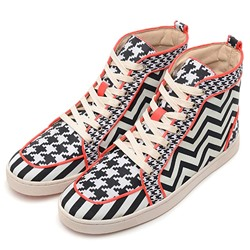 Shoespie Pop Patterns Men's Shoes