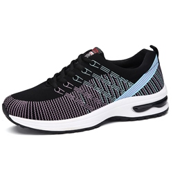 Shoespie Colorful Flyknit Men's Sneakers