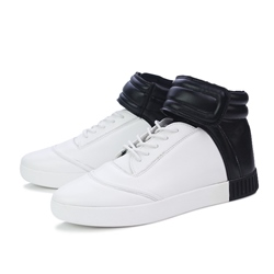 Shoespie Color Block Men's Skater Sneakers