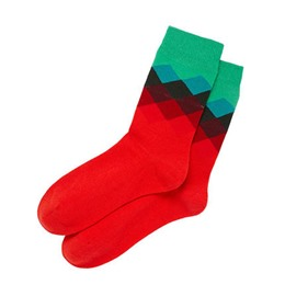 Shoespie Lovely Christmas Day Socks