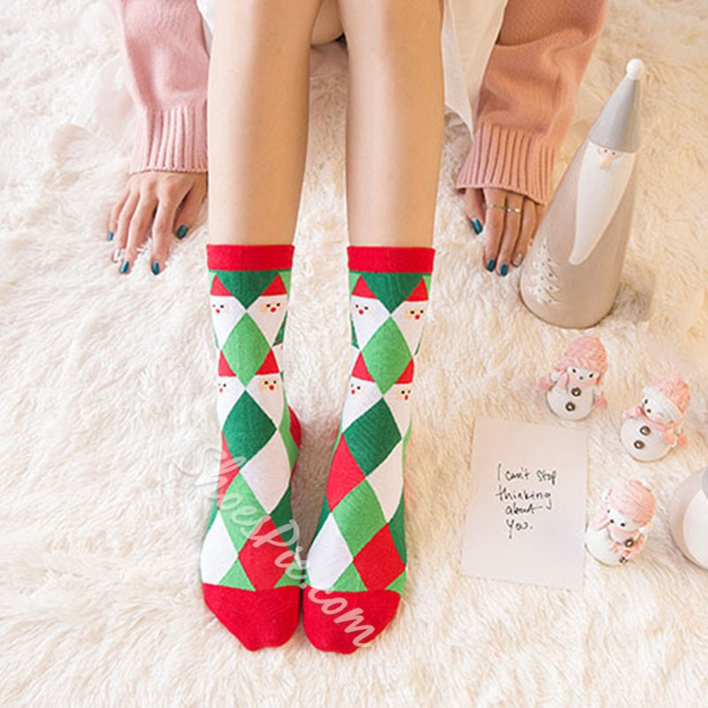 Shoespie Lovely Socks ( 6 pairs)