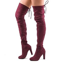 Size 11 Thigh High Boots - Shoespie.com