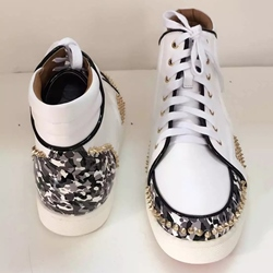 Shoespie Spikes Men's Fashion Sneakers