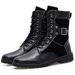 Shoespie Chic Men's Boots