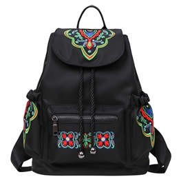 Shoespie Exotic Style Backpack
