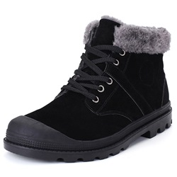 Shoespie Men's Snow Boots