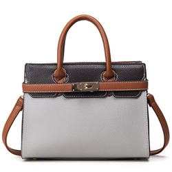 Shoespie Privileged Buckle Elegant Handbag