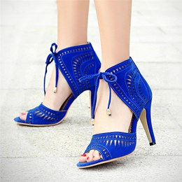 Shoespie Multi Color Cut Sandals