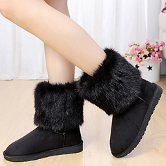 Shoespie Winter Must Have Snow Boots