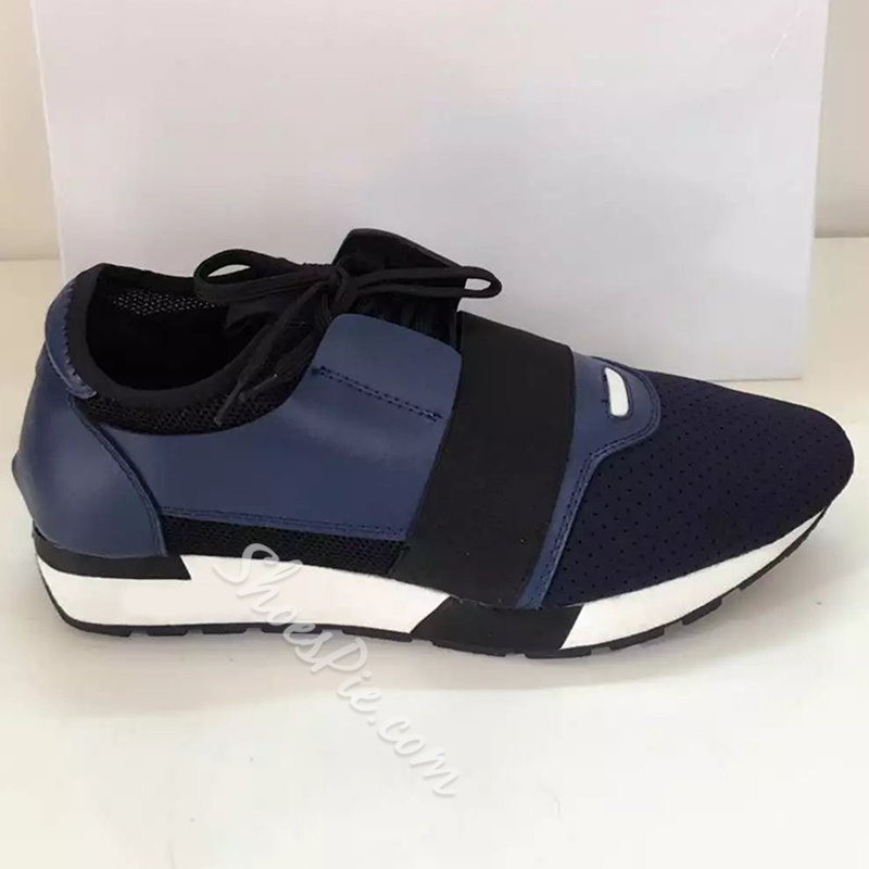 Shoespie Low-Cut Upper Men's Sneakers