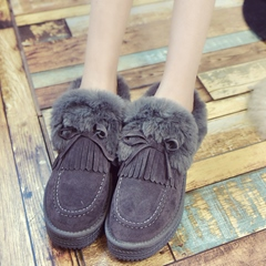 Shoespie Casual Warm Home Loafers