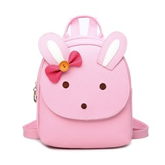 Shoespie Cute Rabbit Shape Backpack