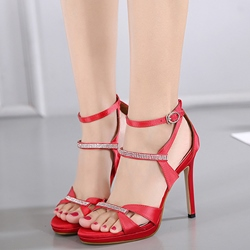 Shoespie Stylish Strappy Dress Sandals