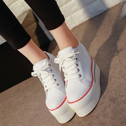 Shoespie Chic Platform Sneakers