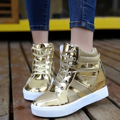 Shoespie Letter A Sneakers
