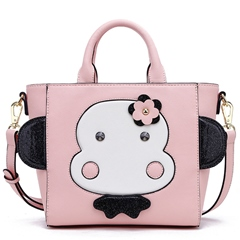 Shoespie Sweet Cute Cartoon Print Handbag