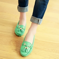 Shoespie Classic Fringe Loafers