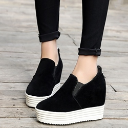 Shoespie Street Look Platform Sneakers