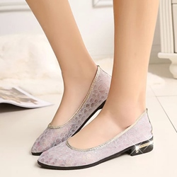 Shoespie Casual Mesh Loafers